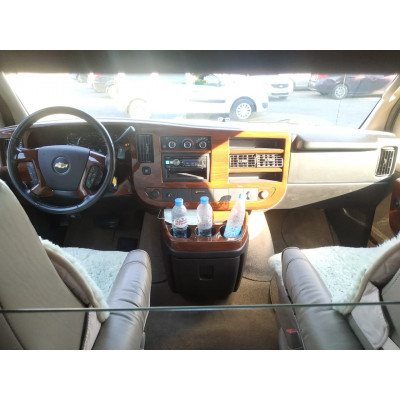 Chevrolet Express, 2012