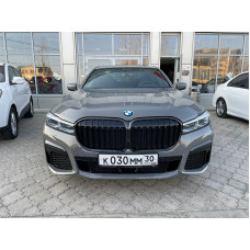 BMW 7 серия, 2020