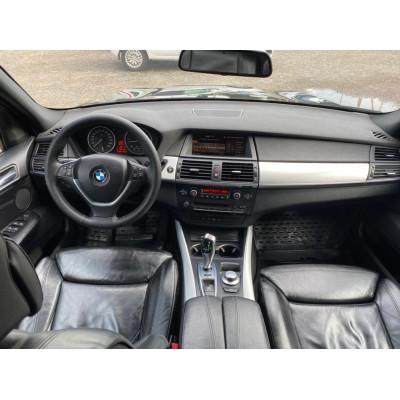 BMW X5, 2007 черный