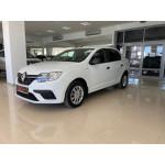 Renault Logan, 2019 белый