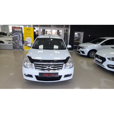 Nissan Almera, 2017